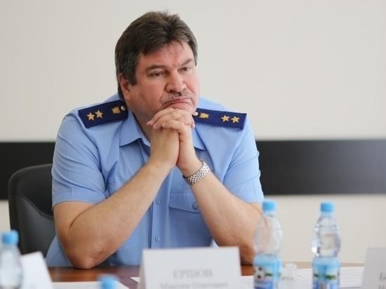 Прокурор Волгоградской области обсудил с общественниками опасности Интернета