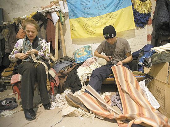 Приключения украинцев в Европе: