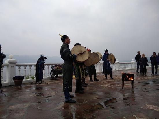 National Geographic попросил у иркутских шаманов обряд на удачу для своего издания