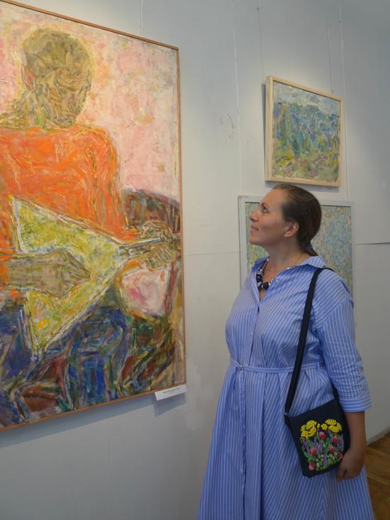 В Орле работает необычная выставка
