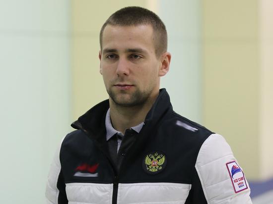 Керлингист Крушельницкий может признать свою вину в употреблении допинга