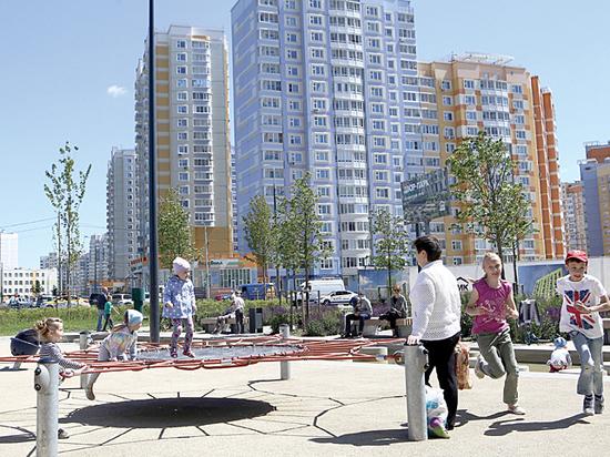 В РФ стали строить больше частного жилья— Росстат