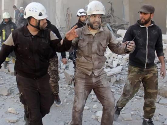 Захарова и Пушков прокомментировали эвакуацию «Белых касок» из Сирии