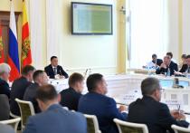 Игорь Руденя: промышленность Тверской области должна развиваться на основе современных технологий