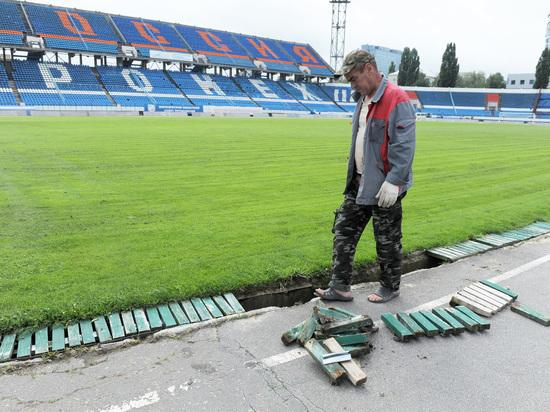 Активная полевая жизнь: как главный воронежский стадион готовится к сезону