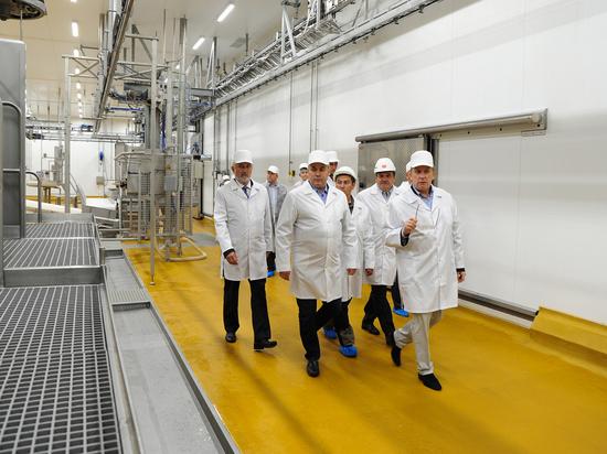 Мясоперерабатывающий комплекс в Тверской области обеспечил району около 800 рабочих мест