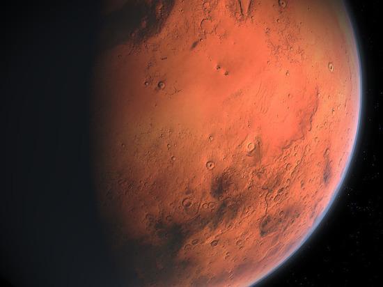 На Марсе обнаружено главное условие для зарождения жизни