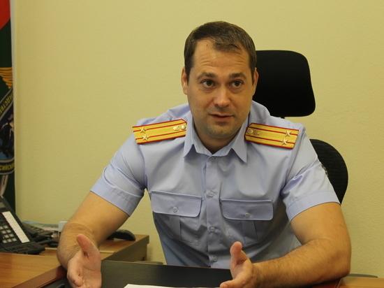 Александр Жеребцов: «Руководитель  следственного  отдела должен  быть эффективным управленцем»
