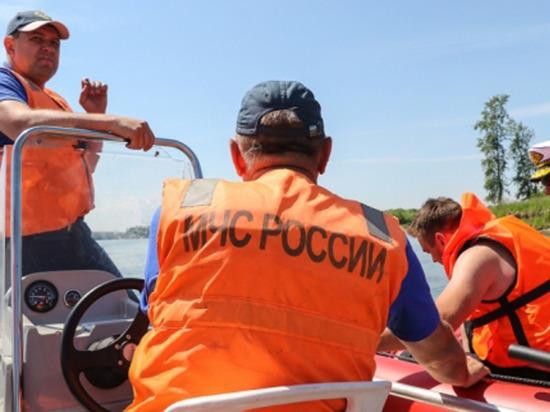 Туристы с детьми пропали на горной реке в Хакасии