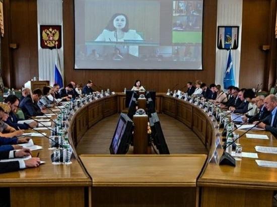 На Сахалине прошло заседание инвестиционного совета