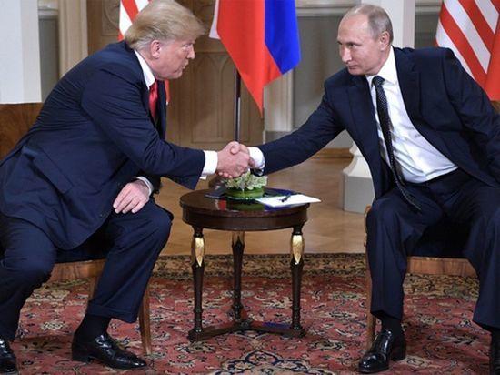 Трамп отказался от встречи с Путиным