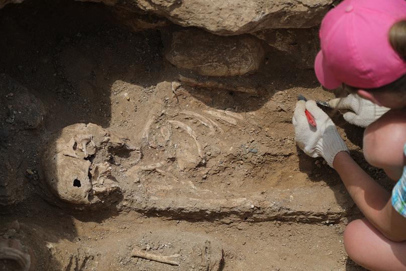 Чудо-открытие археологов в Крыму: найден некрополь времен древнего Рима