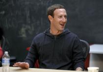 Цукерберг может опуститься на шестую строчку списка богатейших людей мира из-за колебания на рынке акций