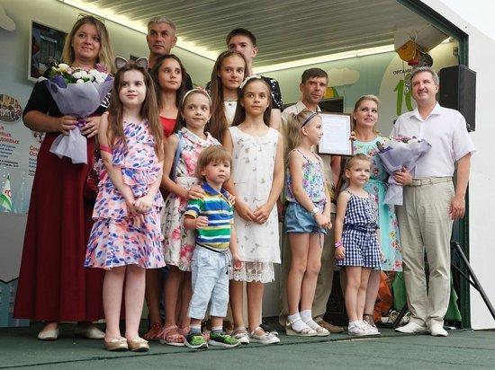 Всероссийская акция Фонда поддержки детей объединила астраханские семьи