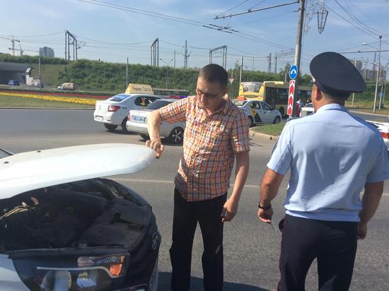 Две трети проверенных Минтрансом края пермских таксистов оказались нарушителями