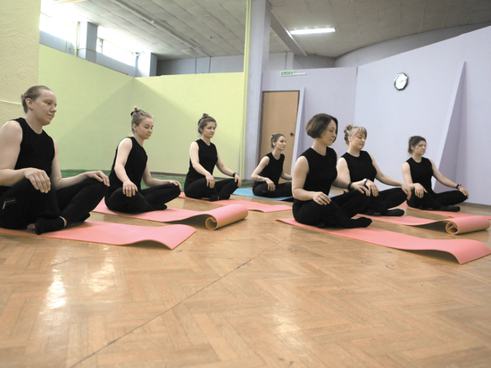 В московских СИЗО ввели йогу для заключенных