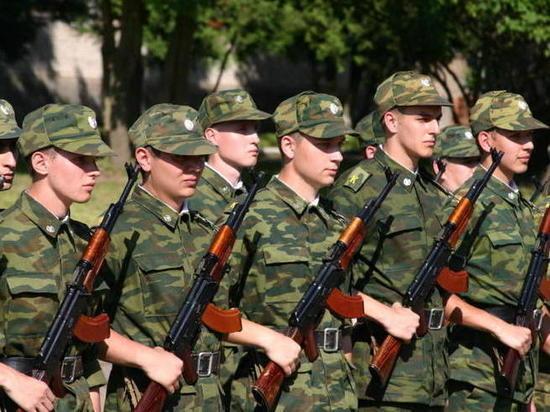 Госдума ввела в вузах военные учебные центры