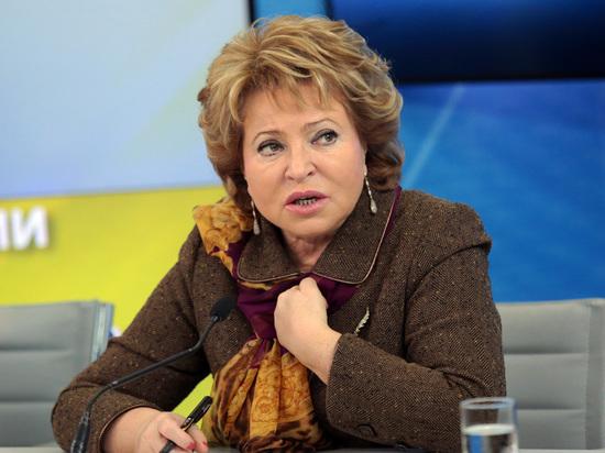 Матвиенко потрясла история избиений в ярославской колонии: