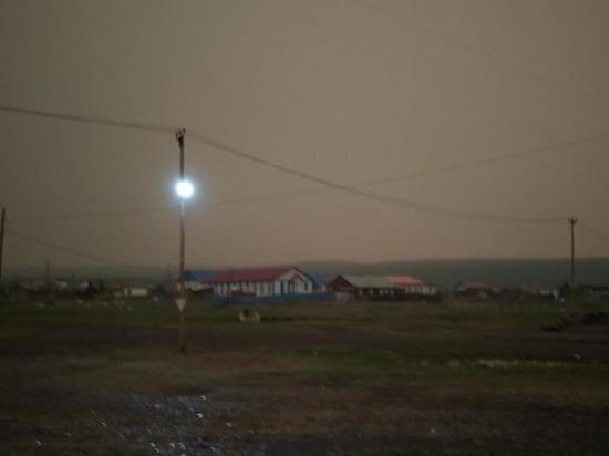 Солнце над Якутией исчезло посреди дня, ужаснув местных жителей