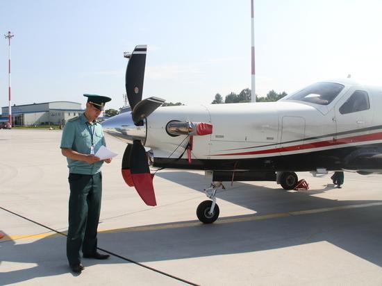 Камчатские таможенники оформили пять «кругосветных» самолётов