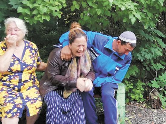 Мать убитой в Серпухове девочки от горя впала в кому
