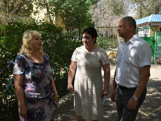 Администрация города ремонтирует школы и детские сады