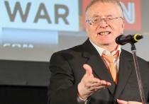 Жириновский предложил отправить россиян бесплатно в Сирию