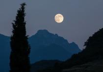 Онлайн-трансляция лунного затмения: видео «кровавой Луны»