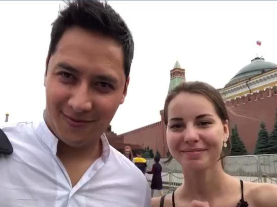 Первая свадьба ЧМ: мексиканец нашел в России любовь всей жизни