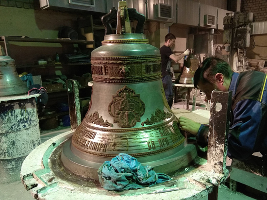 1030‑летие крещения Руси отметят уникальным перезвоном колоколов