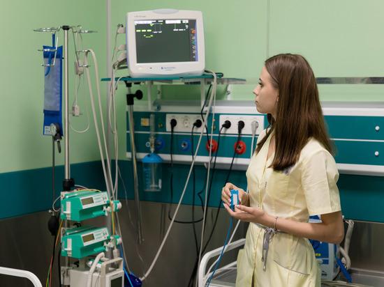 В новый корпус 25-й больницы Волгограда доставили девять тысяч пациентов