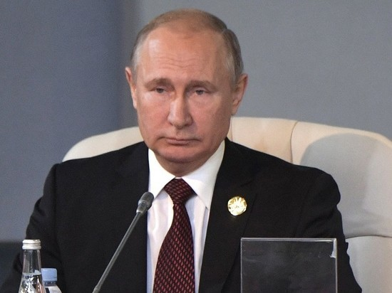 Путин ответил на вопрос о референдуме в Донбассе