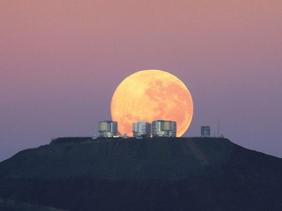 Кровавая луна и противостояние Марса: как увидеть во всей красе
