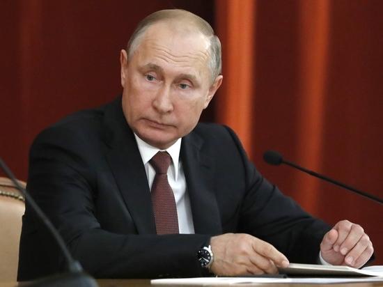 Путин прокомментировал возможность отказа России от доллара