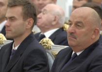Черчесов получил орден Невского