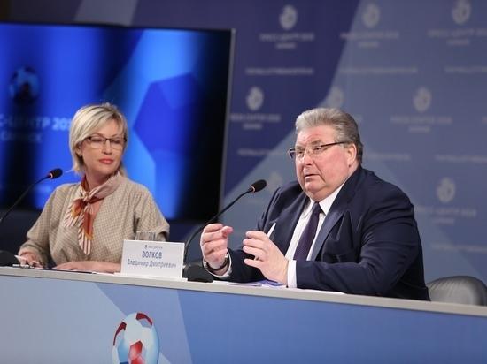 Глава Мордовии предложил создать тур «Футбольное золотое кольцо»