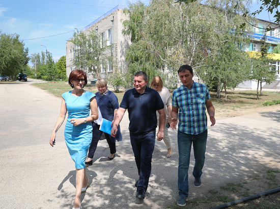 В Волгоградской области появится современная база отдыха для детей