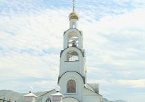 В Туве (город Туран) отметили 1030-летие Крещения Руси