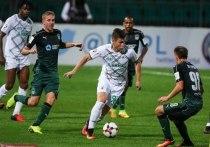 Большой футбол вернулся в Казань