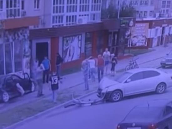 Авария на Вахова в Хабаровске