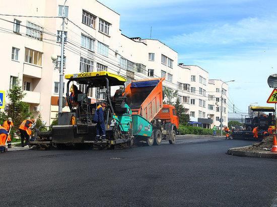 Проект «Безопасные и качественные дороги» подходит к завершению