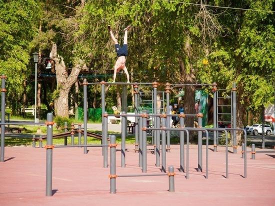 В Волгограде откроется новая спортплощадка