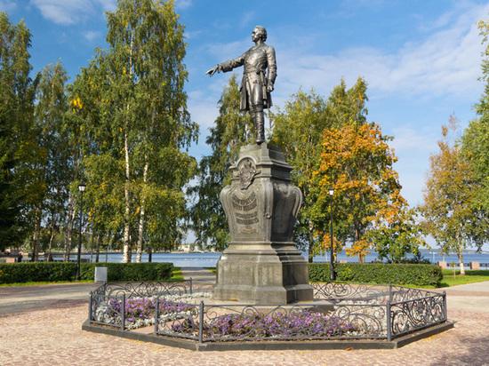 Как складывалась судьба петрозаводского памятника Петру Великому. Часть первая