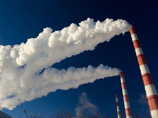 В Омске остановили работу предприятия за вредные выбросы