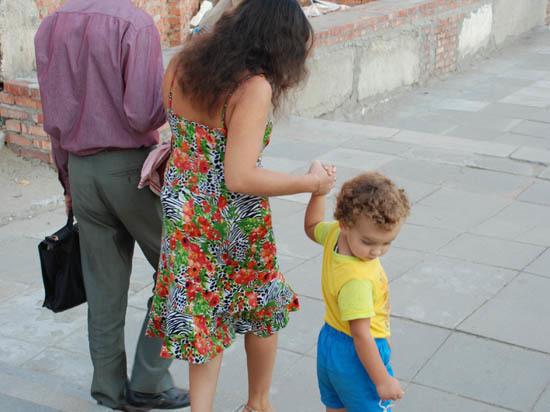 Саратовские дети защищаются  от взрослых