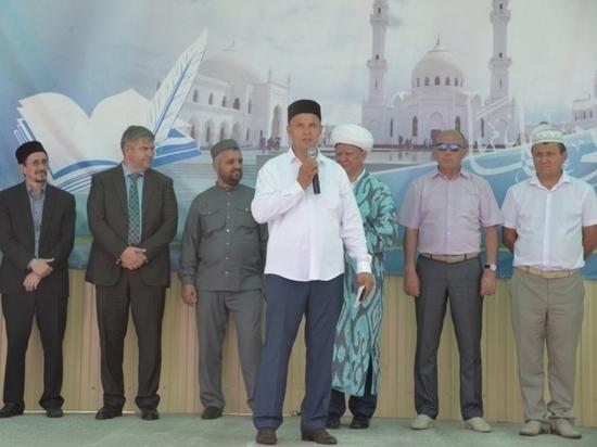 В Чувашии открылась новая мечеть
