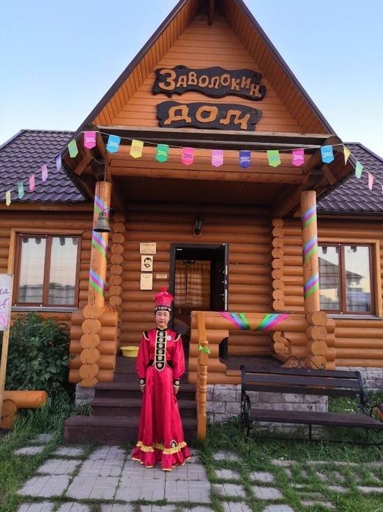Элистинка зажгла на фестивале