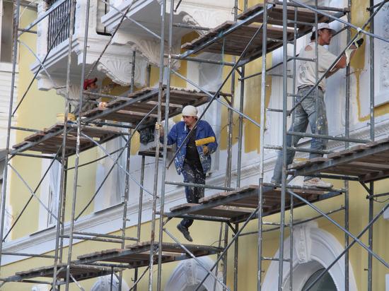 В Уфе отремонтируют 549 домов
