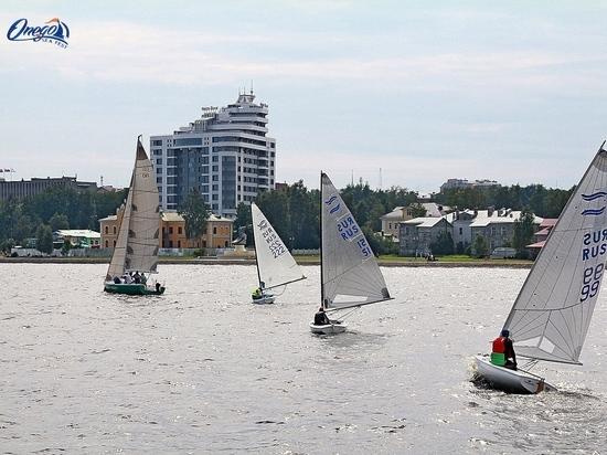 Морской фестиваль на Онежском озере прошел с размахом. ФОТО