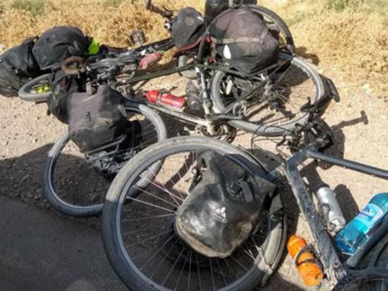 В Таджикистане бандиты убили двоих американцев, голландца и швейцарца